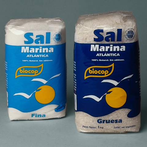 Sal marina Biocop