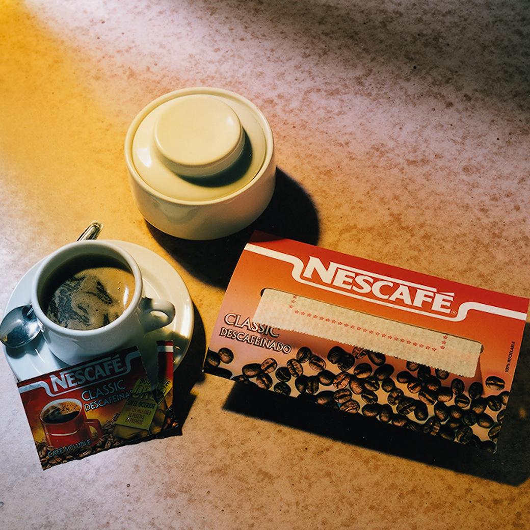 Nescafé - dispensador de tovallons