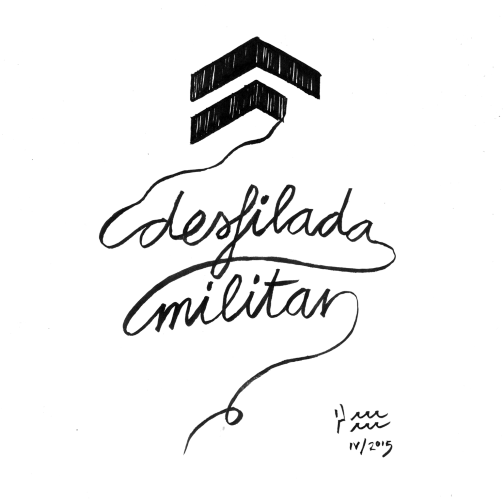 Desfilada militar